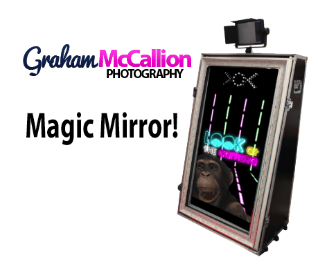 Photo Booth Mirror Swindon